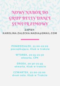 NABÓR DO NOWYCH GRUP BELLY DANCE (3) — kopia